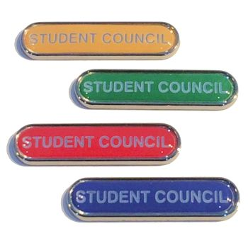 STUDENT COUNCIL badge